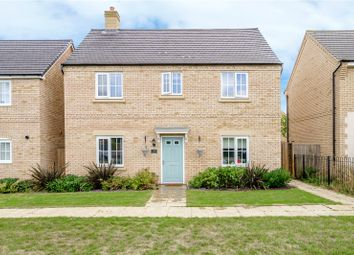 Thumbnail 4 bed detached house for sale in Gidding Road, Sawtry, Huntingdon, Cambridgeshire