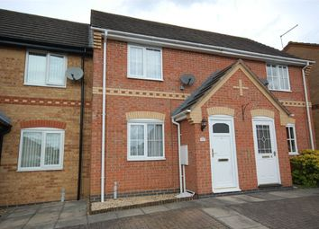 Thumbnail 2 bed terraced house to rent in Applegarth Close, Corby, Northamptonshire