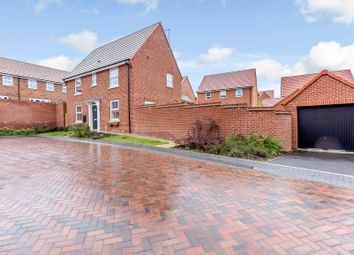Thumbnail 3 bed detached house for sale in Foxglove Way, Beverley