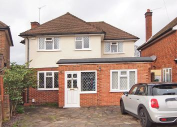 Thumbnail 3 bed detached house for sale in Purberry Grove, Ewell Village
