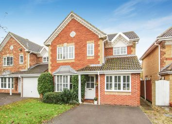 Thumbnail 3 bed detached house for sale in Swallow Close, Bicester