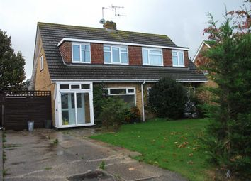 Thumbnail 3 bed semi-detached house to rent in Fairfield Road, Broadstairs