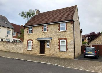 Thumbnail 4 bed detached house to rent in Osmond Drive, Wells