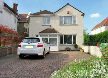 Thumbnail 3 bed detached house to rent in Hollybush Road, Cyncoed, Cardiff