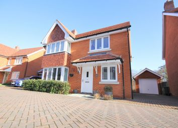 4 bed detached house for sale in Cleverley Rise, Bursledon, Southampton SO31