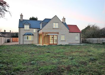 Thumbnail 4 bed detached house for sale in Church Road, Egleton, Oakham