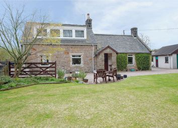 Thumbnail 3 bed cottage for sale in Greenhead Cottage, Old Greenock Road, Inchinnan