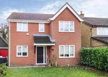 Thumbnail 4 bed detached house for sale in Impson Way, Mundford, Thetford