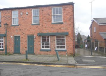 Thumbnail 2 bed end terrace house for sale in Church Lane, Prestwich