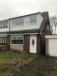 Thumbnail 3 bed semi-detached house to rent in Stratton Drive, Wigan