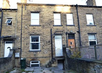 Thumbnail 2 bed terraced house for sale in Back Cavendish Road, Idle, Bradford
