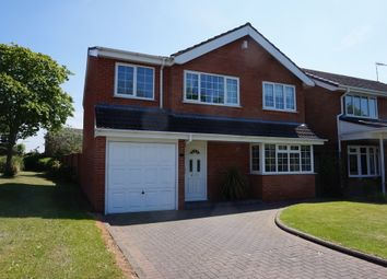 Thumbnail 5 bed detached house for sale in Helmingham, Tamworth