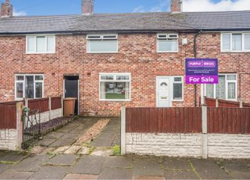 Thumbnail 3 bed town house for sale in Cheviot Avenue, St. Helens
