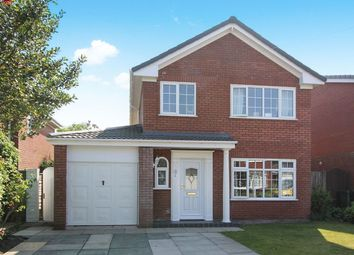 Thumbnail 4 bed detached house for sale in Burwell Avenue, Formby, Liverpool