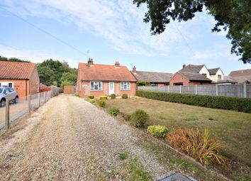 Thumbnail 2 bed detached bungalow for sale in Elmham Road, Beetley, Dereham