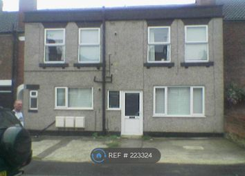 Thumbnail 1 bed terraced house to rent in South St North, Chesterfield