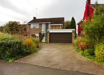 Thumbnail 4 bedroom detached house for sale in Chestnut Way, Repton, Derby