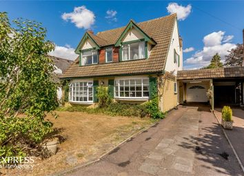Thumbnail 3 bed detached house for sale in Warrengate Road, North Mymms, Hatfield, Hertfordshire