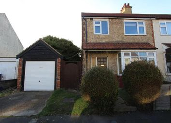 Thumbnail 3 bed semi-detached house to rent in St Richards Road, Brighton