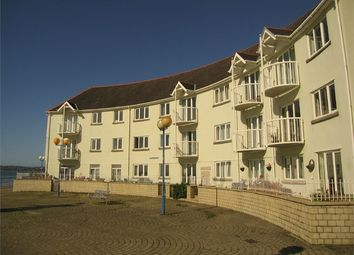 Thumbnail 1 bed flat to rent in Ocean Crescent, Maritime Quarter, Swansea