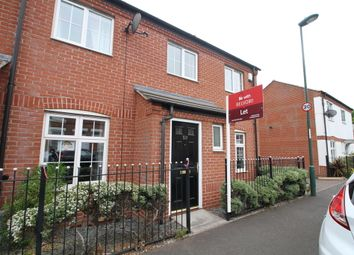 3 bed town house to rent in Leonard Street, Bulwell, Nottingham NG6