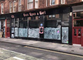 Thumbnail Retail premises to let in 45, King Street, Glasgow