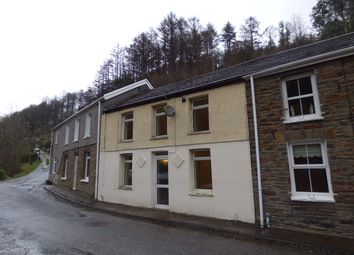 Thumbnail 4 bed cottage for sale in Garw Fechan, Blaengarw