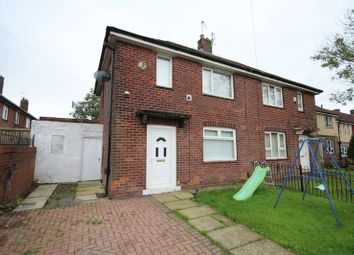 Thumbnail 2 bedroom semi-detached house for sale in Cumberland Road, Kirkholt, Rochdale