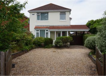 Thumbnail 4 bed detached house for sale in Cornelia Crescent, Poole