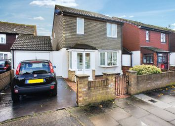 Thumbnail 4 bed link-detached house for sale in Epstein Road, Thamesmead, London