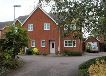 Thumbnail 3 bed semi-detached house to rent in Beech Court, Potton