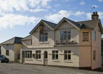 Thumbnail Hotel/guest house for sale in Main Road, Brighstone, Newport