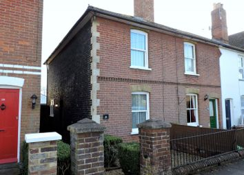 Thumbnail 2 bed semi-detached house to rent in Station Road, Shalford, Guildford