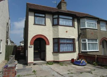 Thumbnail 3 bedroom property to rent in Waveney Crescent, Lowestoft