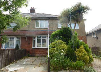 Thumbnail 5 bedroom semi-detached house for sale in Lobelia Road, Southampton