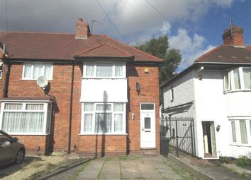 Thumbnail 2 bed property for sale in 10, Clayton Close, Wolverhampton, West Midlands