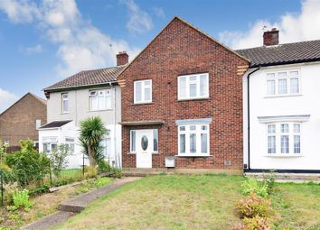 Thumbnail 3 bed terraced house for sale in Joyce Green Lane, Dartford, Kent