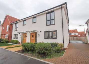 Thumbnail 3 bed semi-detached house for sale in Kirkham Road, Southend-On-Sea