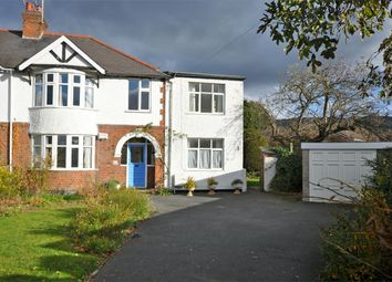 Thumbnail 4 bed semi-detached house for sale in Prestbury, Cheltenham, Gloucestershire