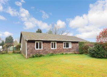 Priestwood Road, Meopham, Kent DA13. 4 bed detached bungalow