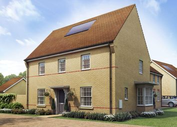"Thumbnail 4 bed detached house for sale in ""Langsdon"" at Butts Lane, Stanford-Le-Hope"
