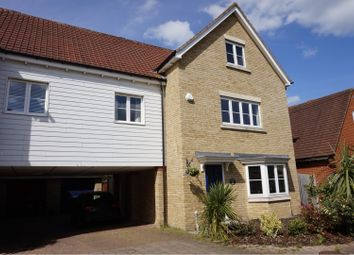 Thumbnail 5 bed link-detached house for sale in Wilkes Way, Nr Great Dunmow