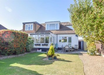 3 bed semi-detached house for sale in Dulverton Avenue, Westcliff-On-Sea, Essex SS0