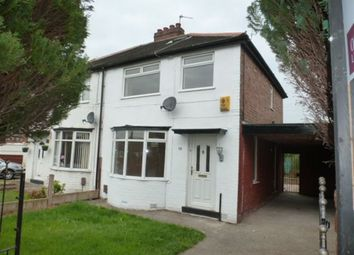 Thumbnail 3 bed semi-detached house to rent in Ferry Road, Irlam