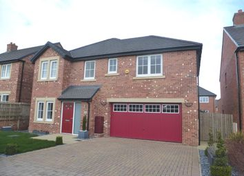 Thumbnail 4 bed detached house for sale in Bloomfield Drive, Wynyard, Billingham