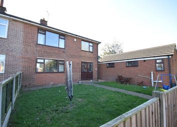 Thumbnail 4 bed semi-detached house for sale in Eastbourne Drive, Pontefract