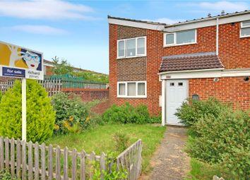 Thumbnail 3 bed end terrace house for sale in Bowleymead, Eldene, Swindon, Swindon, Wiltshire
