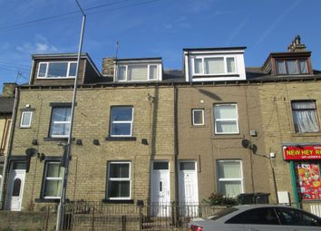 Thumbnail 4 bed terraced house to rent in New Hey Road, East Bowling