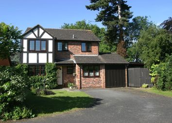 Thumbnail 4 bed detached house for sale in Station Road, Broughton Astley, Leicester, Leicestershire