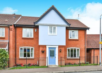 Thumbnail 4 bed end terrace house for sale in Vane Close, Thorpe St. Andrew, Norwich